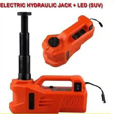 12V auto electric hydraulic jack portable jack 12v SUV jack