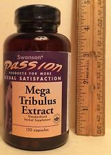 """Mega Tribulus"", Standardized Tribulus Terrestris Extract (250 mg), 120 capsules"