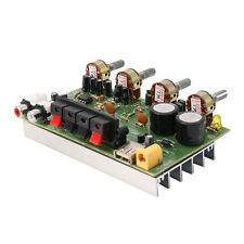 DIY 12V 60W Stereo Digital Audio Power Amplifier Board Electronic Circuit Module