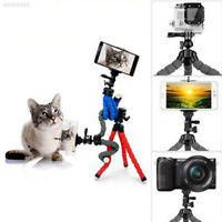 8990 Flexible Sponge Octopus Tripod Support Gripping Stand For Digital Camera