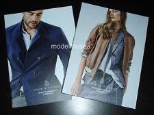 BRUNELLO CUCINELLI Spring 2017 Womenswear & Menswear LOOKBOOKS