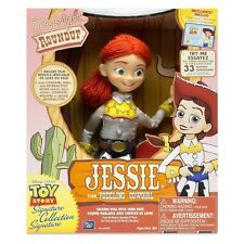 Toy Story Jessie The Yodeling Cowgirl (SPEAKS PORTUGUESE)