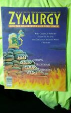 ZYMURGY MAGAZINE,  1992 VOL.15 NO.5 HOMEBREW AND BEER LOVER