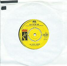 Staple Singers:City in the sky/That's what friends are for:UK Stax