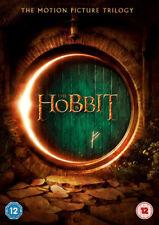 HOBBIT DVD FILM TRILOGY NEW BOX SET