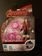 MARVEL AVENGERS AGE OF ULTRON  SCARLET WITCH  3.75-INCH ACTION FIGURE