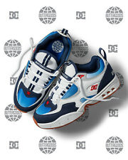 DC Kalis OG X Butter Goods Size 10.5 Navy/Blue/White Herritage Collection