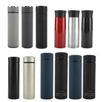 Travel Mug Tea Coffee Vacuum Bottle Thermos Water Cups Insulated Flask 350ml