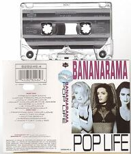 BANANARAMA cassette K7 tape POP LIFE