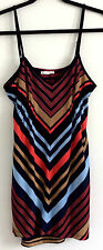 Target Casual Striped Regular Size Dresses for Women