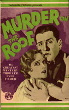 Murder on the Roof Original 1930 Herald starting Dorothy Revier Raymond Hatton