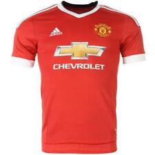New Manchester United 2016-17 Adidas Red Home Football Shirt Boys XL