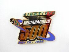 1996 Indianapolis 500 Collector Event Lapel Pin Indy 500 IndyCar