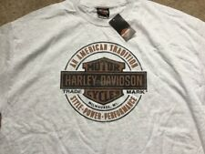 Harley Davidson American Tradition gray Shirt Nwt Men's XXL