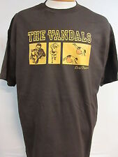 NEW - THE VANDALS SISSY OLYMPICS BAND / CONCERT / MUSIC T-SHIRT  EXTRA LARGE