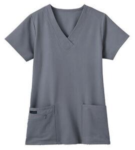 Jockey Medical Nurse Scrub Top 2206 Classic Fit  ~FREE Same Day Shipping~ NEW~