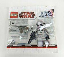 Lego Star Wars Chrome Stormtrooper Minifigure - Promo Polybag - SEALED