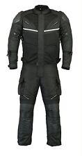 Adlers Mesh Motorbike Textile Jacket Trouser Suit  CE Armoured Waterproof