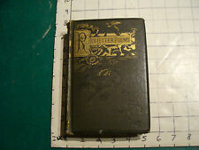 vintage book: RED-LETTER POEMS by English Men & Woman pub by Thomas Crowell & co