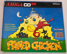 Alfred Chicken - AMIGA / Commodore CD³²  CD-ROM Spiel