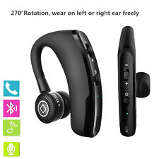Wireless Bluetooth Headset Stereo Earphone Headphone for Android IOS Cell Phones