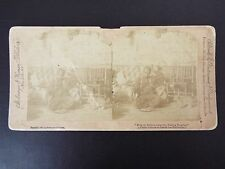 """""""How de Debble does they Make a Bicycle?"""" Real Photo View Card 1890"""
