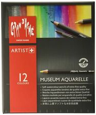 Caran D 'Ache Museo Aquarelle Conjunto de lápiz Museo Intro Set - 12 Colores 3510.312