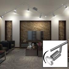 LED 24Watt Decken-Lampe Schlafzimmer-Leuchte 6-flammig Balkenstrahler beweglich