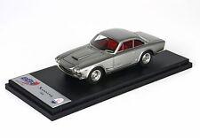 Maserati Sebring 1964 Dark Silver Limited 72 pcs BBR 1:43 BBR157B