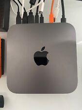 Apple Mac mini, 32GB RAM, 3.2 GHz i7 core, 512gb SSD (October, 2018)