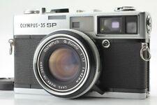🌟Exc+5🌟 Olympus 35 SP Rangefinder Film Camera + G.Zuiko 42mm F/1.7 from Japan