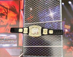 WWE ELITE FOR FIGURE BELT CENA WORLD CHAMPION NON SPINNER TOY Wrestling SHINY