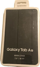 Genuine Sealed Samsung Galaxy A6 Tablet Book Cover Folding Protective Case 7""
