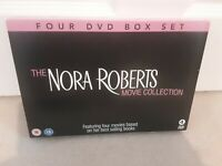 The Nora Roberts Movie Collection 4 DVD Box Set (High Noon, Midnight Bayour etc)
