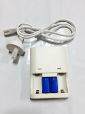 2 X CR2 800MAH LITHIUM-ION BATTERY + DUAL BATTERY RECHARGEABLE CHARGER KIT