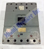 HLA3250 Westinghouse Type HLA-Frame Circuit Breaker 3 Pole 250 Amp 600V