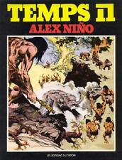 ALEX NINO TEMPS PI COMPLETE COLLECTION HARDCOVER HC LIKE Comic Art