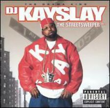 Vol. 1-Streetsweeper - Dj Kayslay (2013, CD NEUF) CD-R/Exp