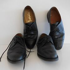 Chaussures MARBOT GOOD YEAR cuir vintage XXème made in France