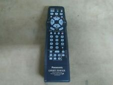 Panasonic Light Tower Universal Remote Control VCR TV Cable DSS Program Director