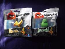 NEW Angry Birds Movie Leonard (the King Pig) + Chuck - Collectible Action Figure