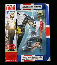 GI Joe Action Man 40th Anniversary 17th/21st Lancers Uniform
