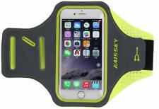 "Haissky Universal Sport Armband Smartphone Case Up to 5"" NEW"