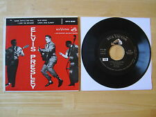 Elvis 45rpm EP record & Picture Sleeve, Elvis Presley, RCA # EPA-830, 1956