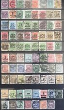 Germany 1923 Inflation Year issues Used