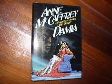 Damia Anne McCaffrey Signed 1st