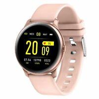 KW19 Pro Wommen Smartwatch Completo Touch Screen Sangre Oxígeno Presión Deporte