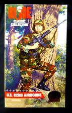 Hasbro 1998 Gi Joe Classic Collection US 82nd Airborne Action Figure T2984