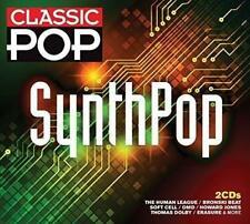 Classic Pop: Synth Pop - Various Artists (NEW 2CD)