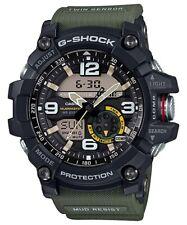 CASIO G-SHOCK MUDMASTER GREEN AND BLACK GG-1000-1A3